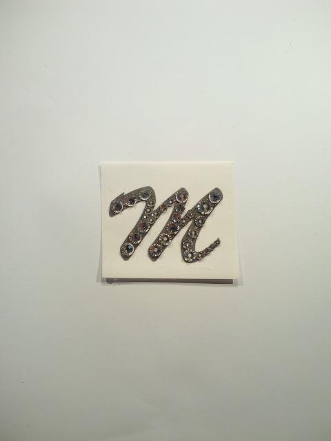 イニシャル<br>「M」の画像
