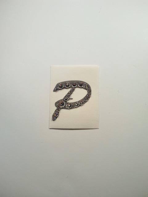 イニシャル<br>「P」の画像