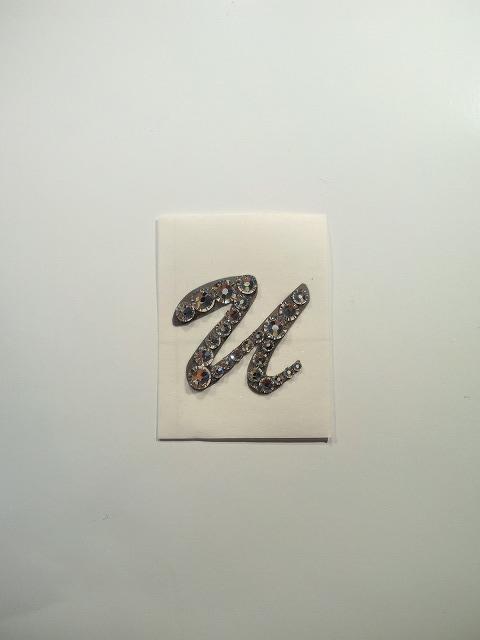 イニシャル<br>「U」の画像