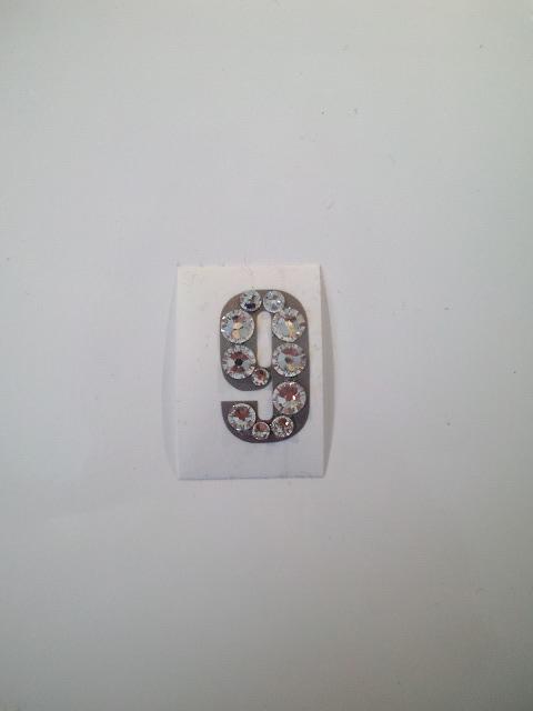 ナンバー<br>「9」の画像