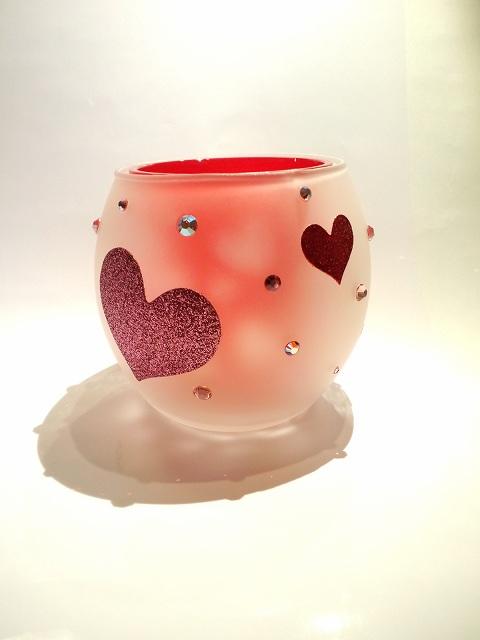 アロマキャンドルカップ <br>『赤』の画像