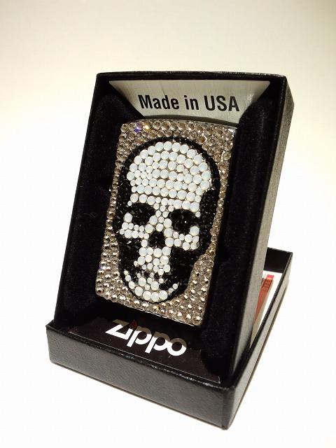 Zippo<br>『スカル』の画像